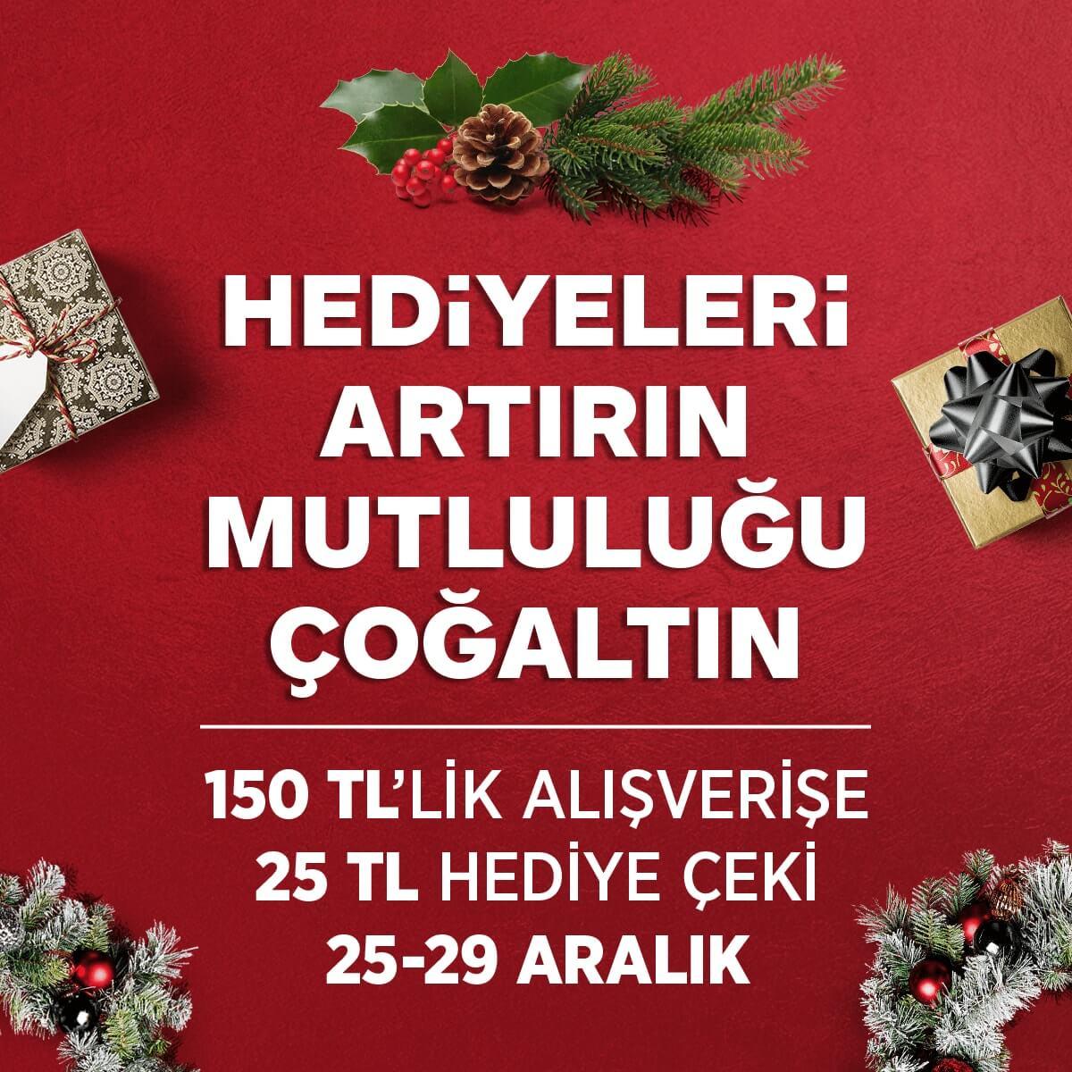 Yeni Yılda Hediyeniz Atlantis'ten 30-31 Aralık