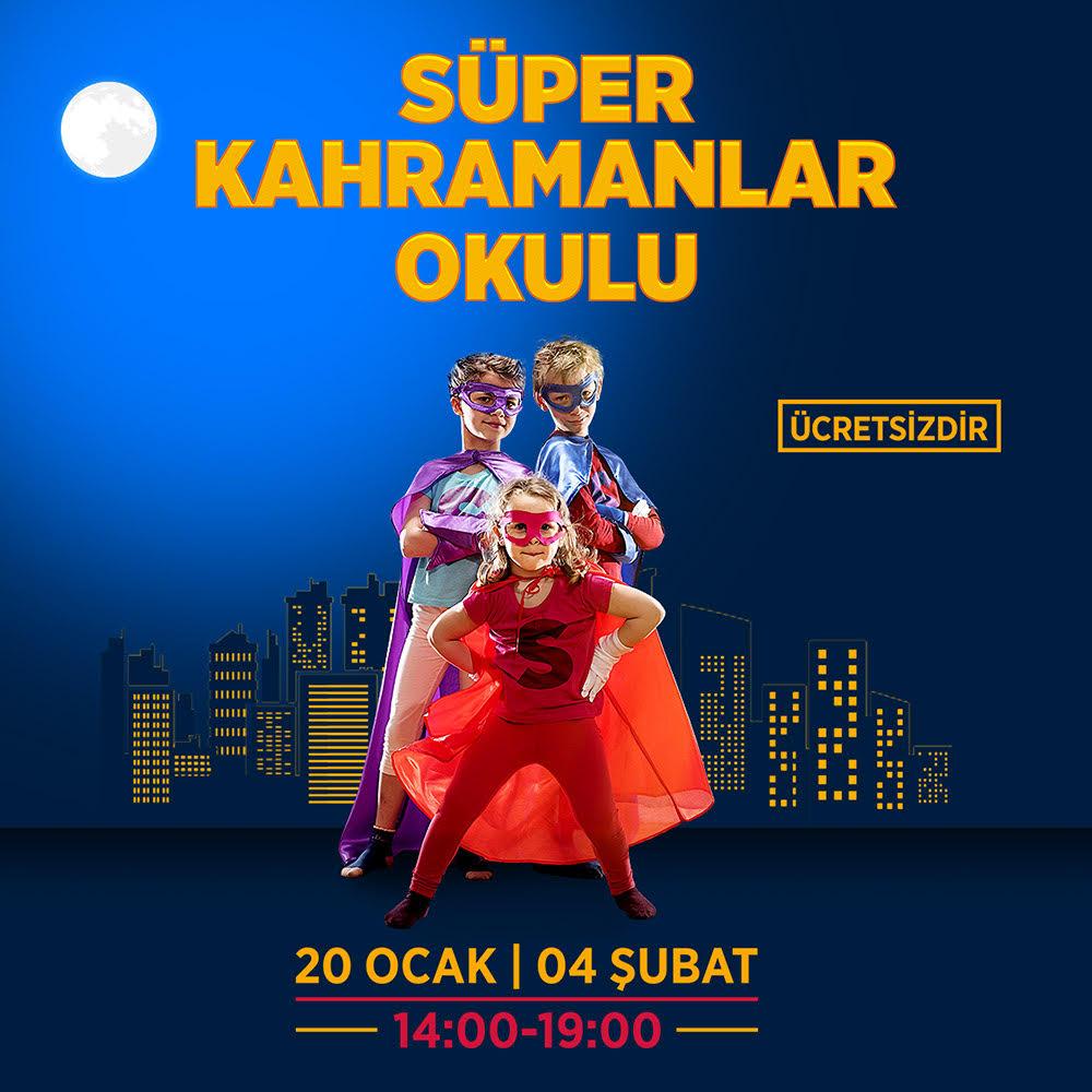 Super Kahramanlar Okulu