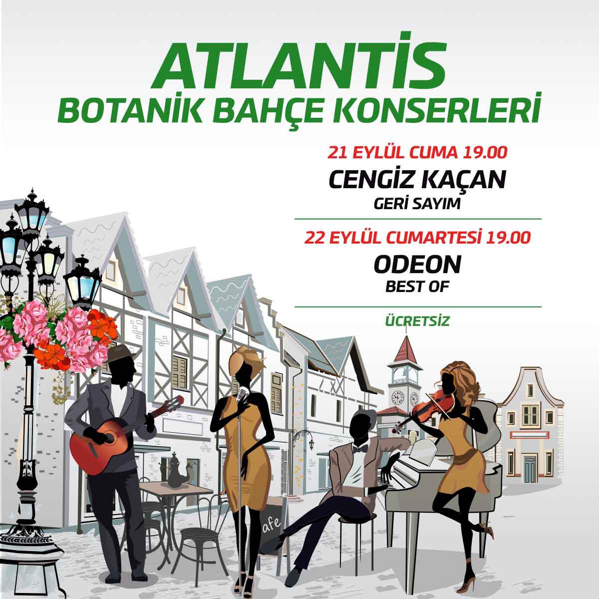 botanik konser