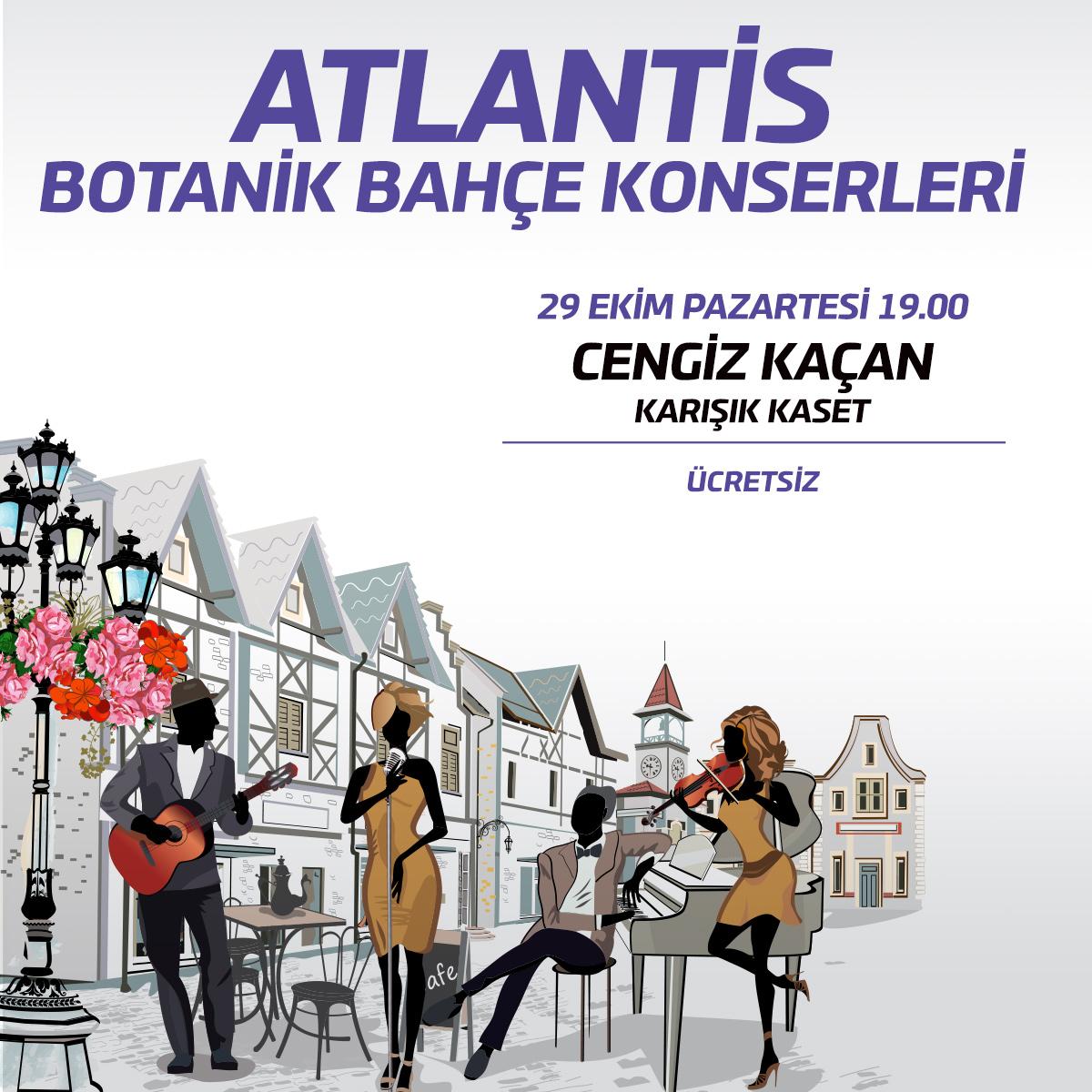 29 ekim botanik Konser
