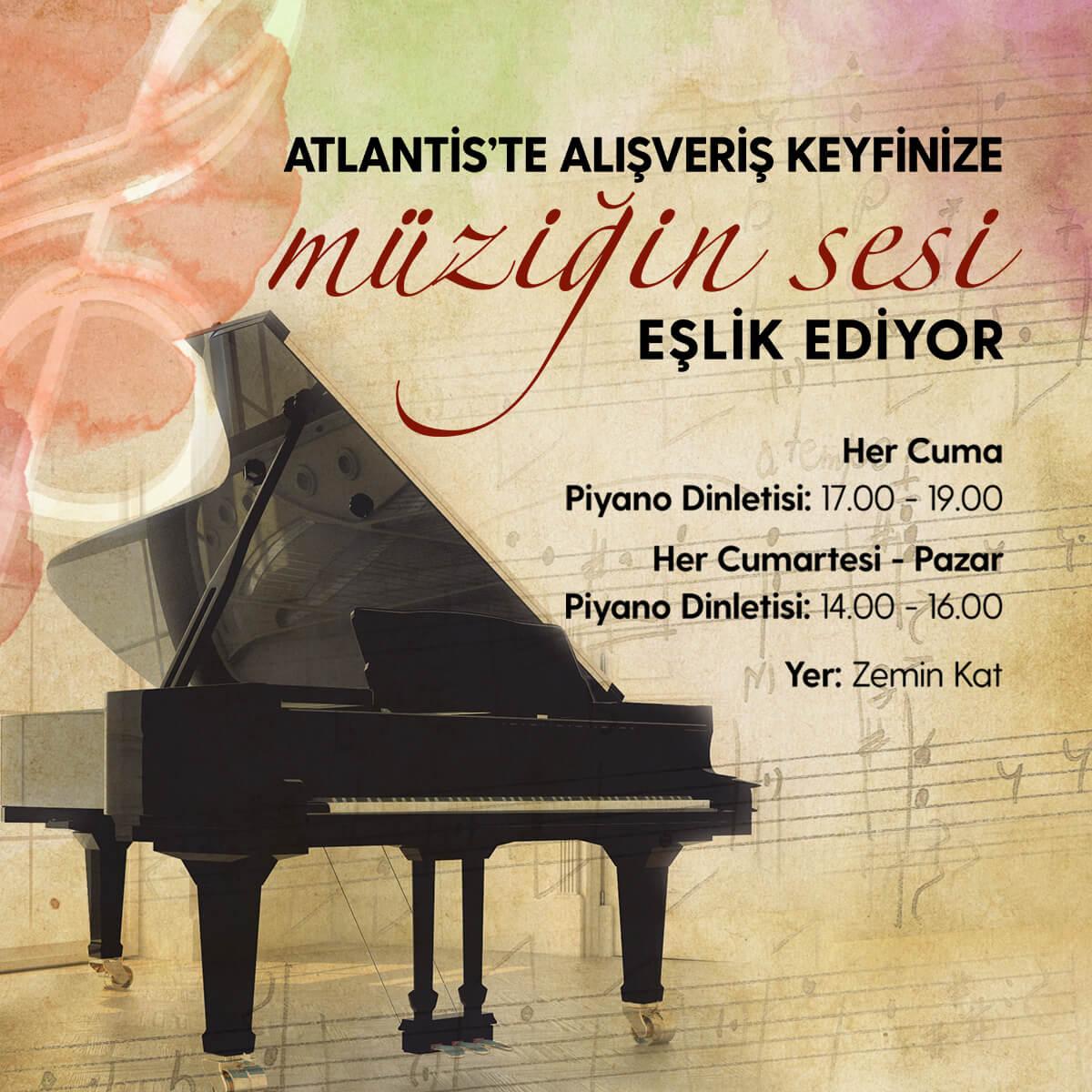 Piyano Dinletisi