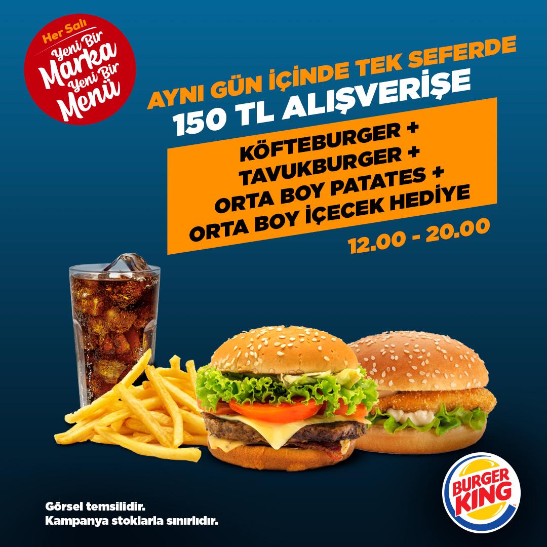 Burger King Kampanya