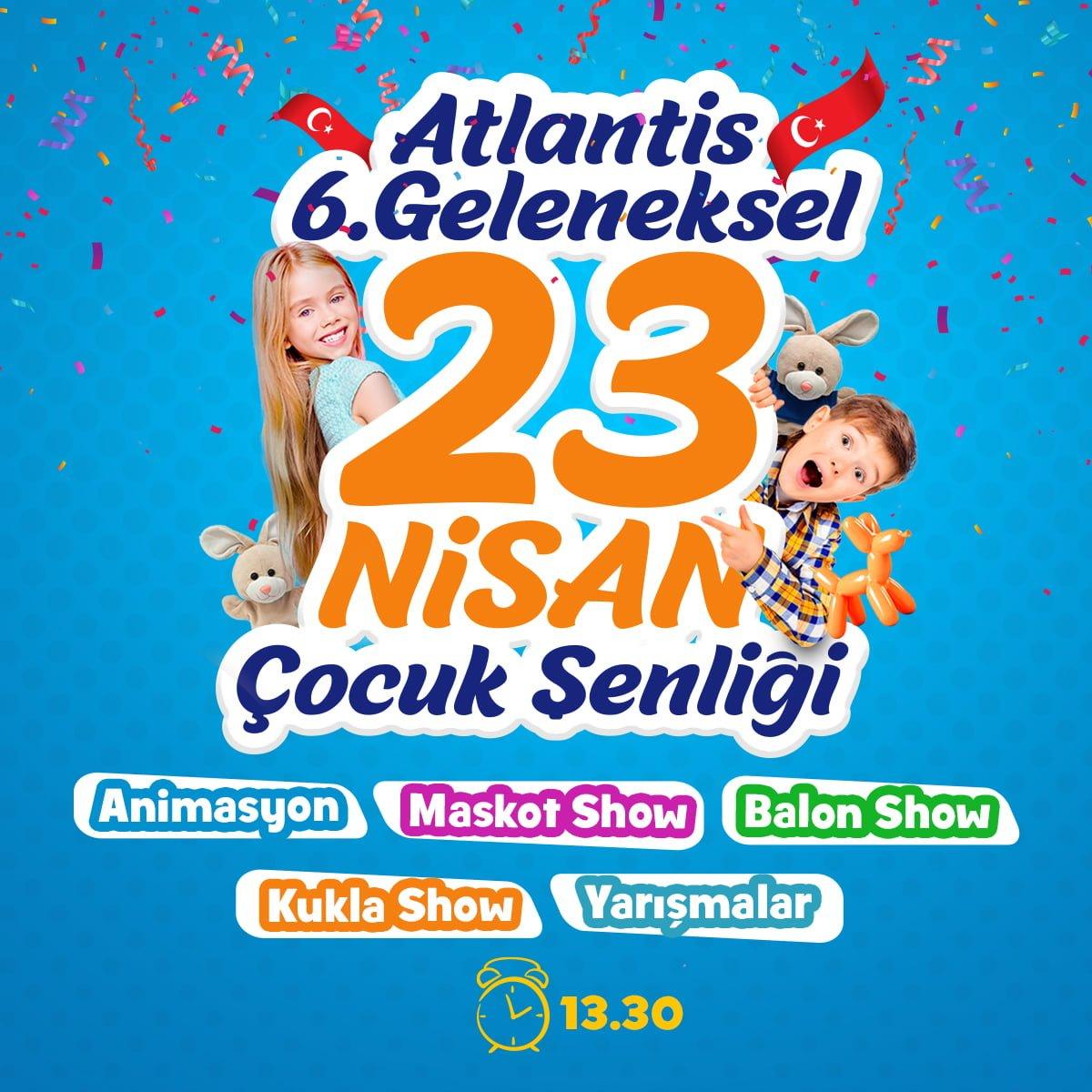 23 nisan 2019