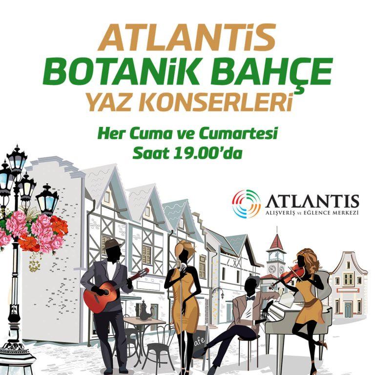 Botanik Cuma cumartesi