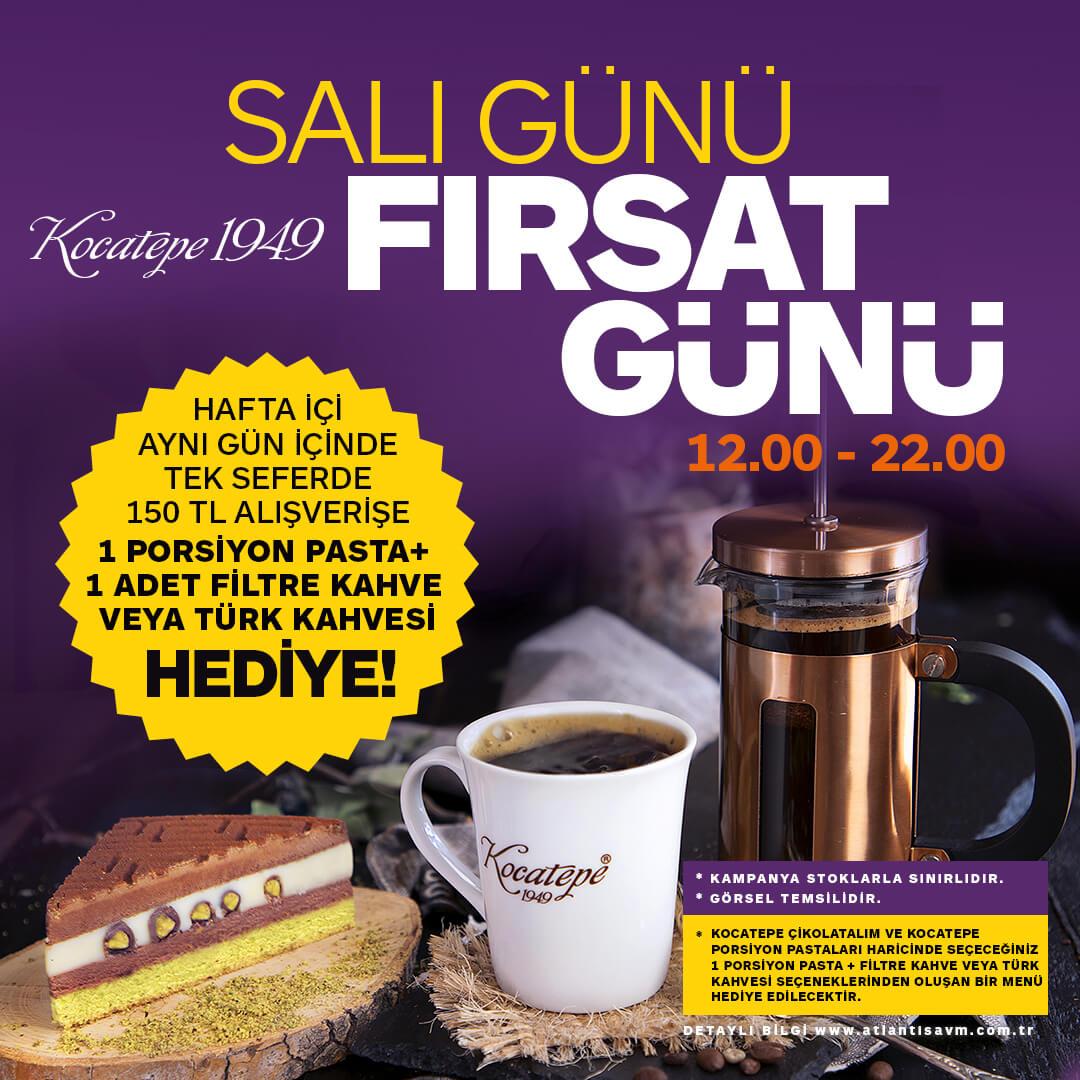 Kocatepe Kahve kampanya