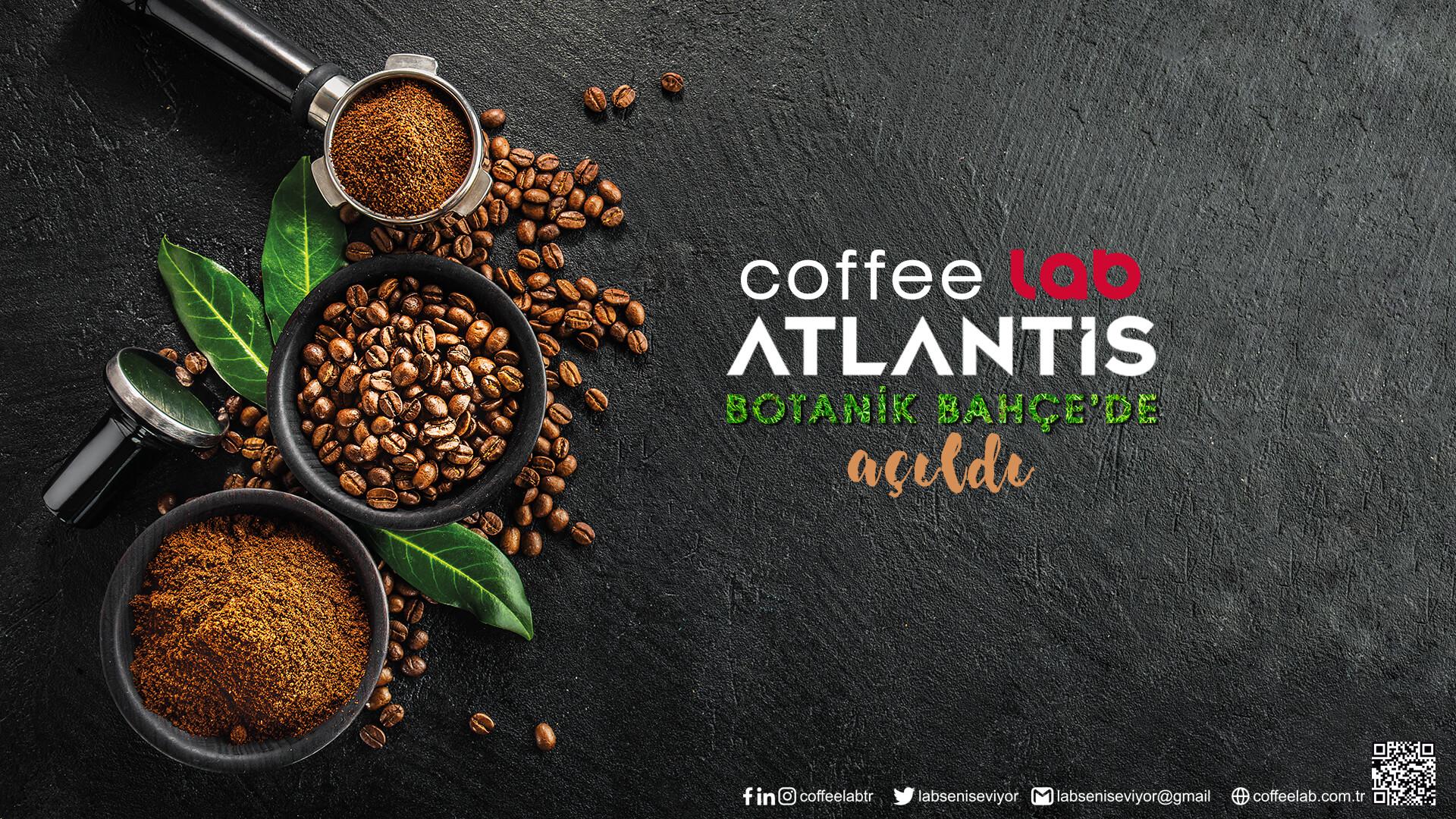 Coffee Lab Atlantis